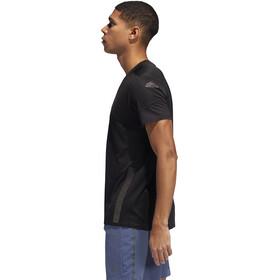 adidas 25/7 Rise Up N Run Koszulka z krótkim rękawem Mężczyźni, black